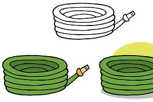 Hose For Water Collection Set