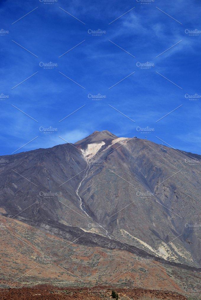 Mount Teide. Canary islands. Spain - Nature