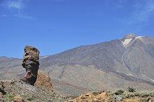 Roque Cinchado. Canary Islands