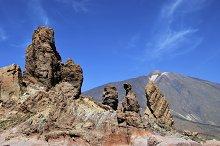 Roques de Garcia. Canary islands