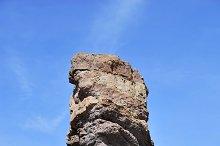 Roque Cinchado. Canary Islands Spain
