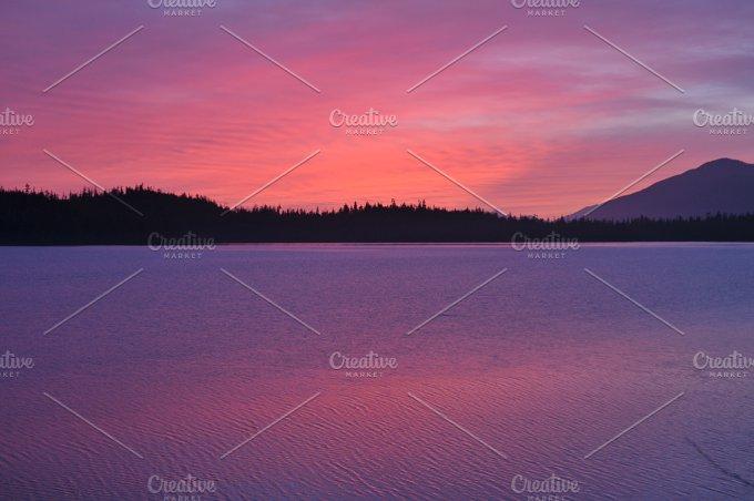 Sunset at Night.... - Nature