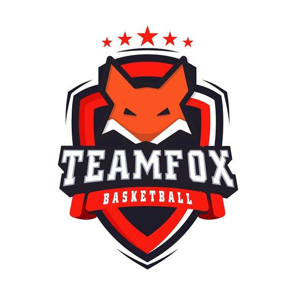 Logo Template Fox Sports