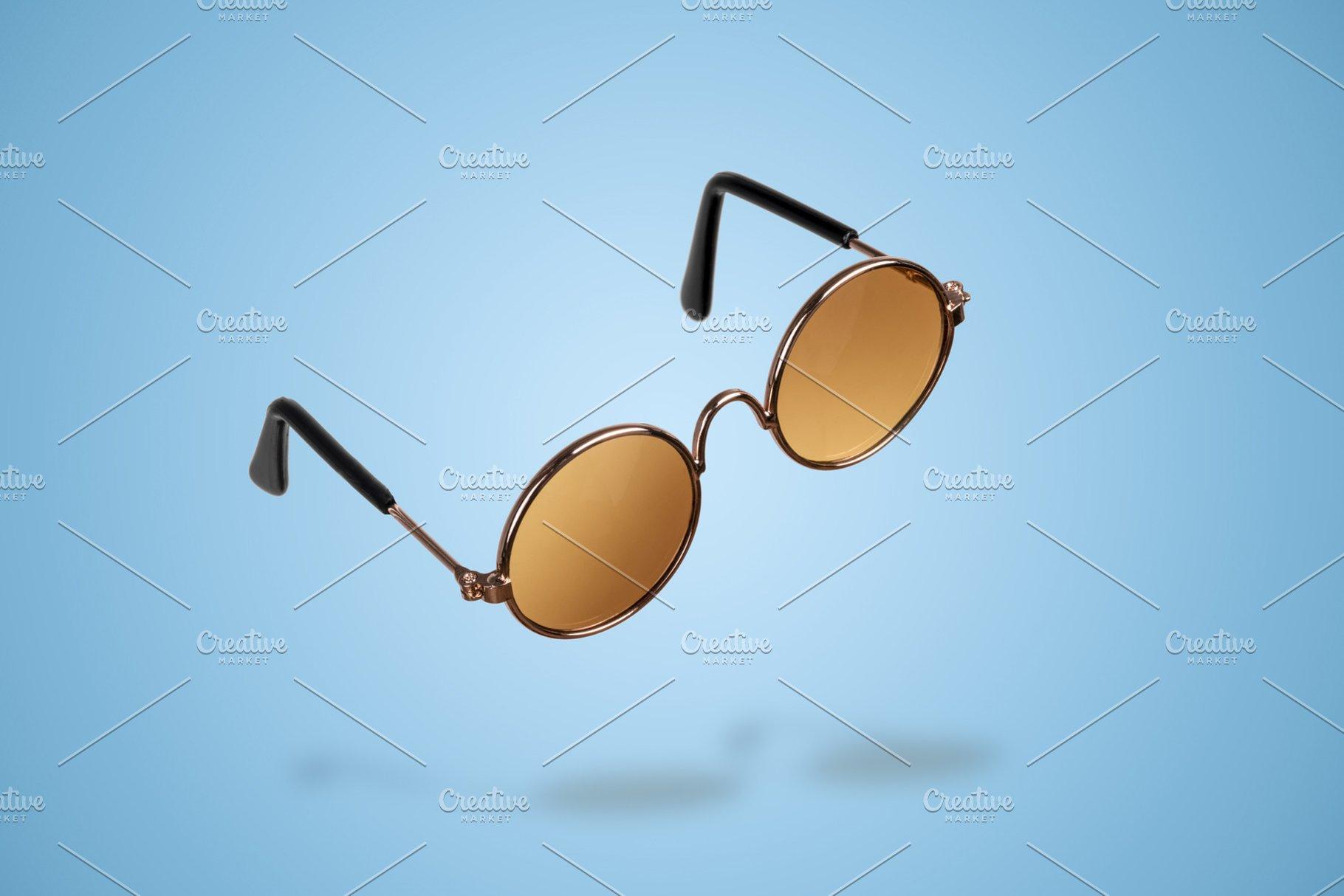 d817447550d0 levitating sunglasses ~ Holiday Photos ~ Creative Market