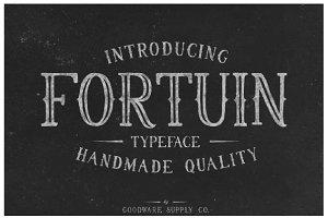 Fortuin Typeface