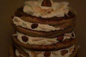 Oat pancakes #2