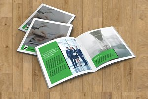 InDesign Corporate Brochure-V164