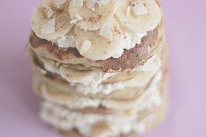 Oat pancakes #6