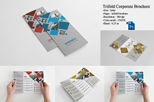 Trifold Corporate Brochure-V165