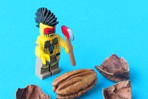 Lego + Pecan