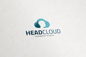 Head Data Cloud - Dreamer Logo