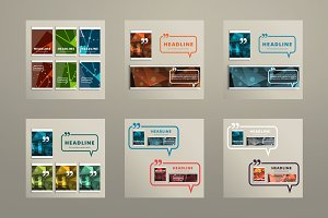 Vector set for design in abstract st