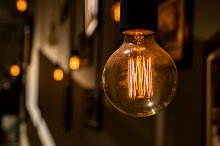 Beautiful Vintage Lighting decor by  in Technology
