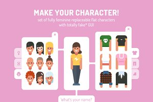 Make Your Female Character