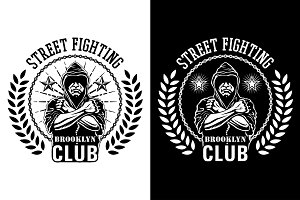 Street fighting club Brooklyn