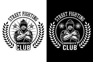 Street fighting club Brooklyn