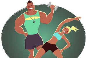 Fitness Instructors