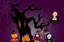 Halloween Printable Card