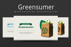 Greensumer