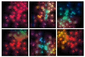 Abstract Pattern Vector Set