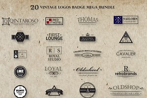 20 Logos vol. 6