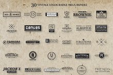 30 Logos vol. 7