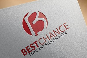 Best Chance / B Letter Logo