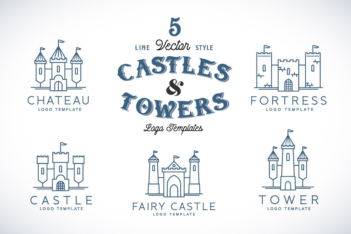 line_style_castle_logos_preview_1- Free Script Letter Templates on character letter templates free, windows letter templates free, html letter templates free, decorative letter templates free, fun letter templates free, fancy letter templates free,