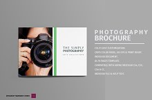 Photography Portfolio Brochure Vol01