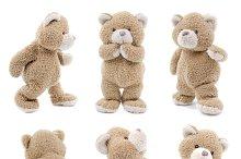 teddy bear set (1 of 3)
