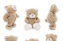 teddy bear set (2 of 3)