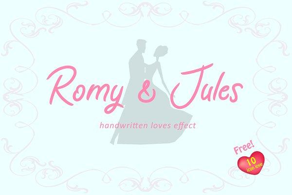 Romy & Jules | Bonus 10 icon