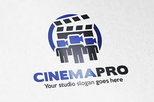 Cinema Video Team Logo