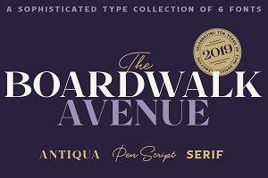 Boardwalk Avenue