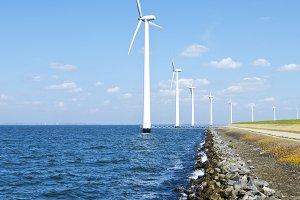 clean windmill wind energy