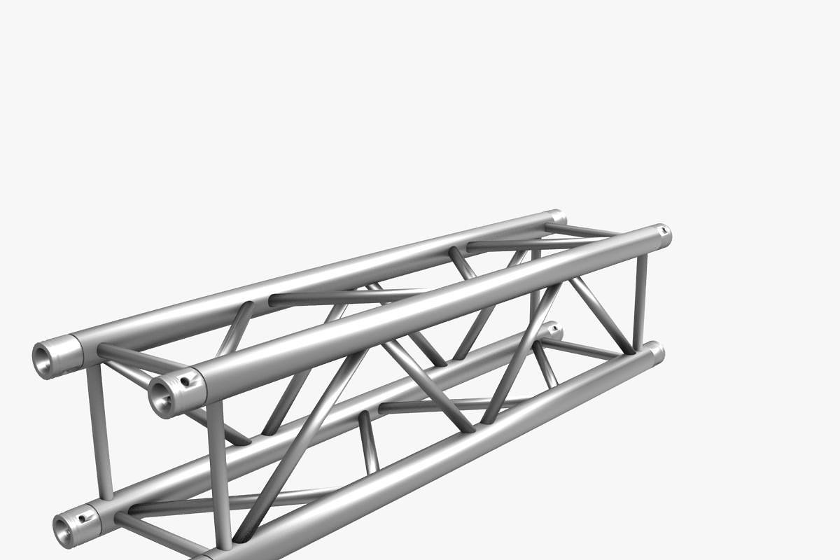 Square Truss Straight Segment 21