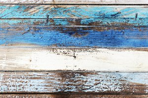 colored old driftwood background