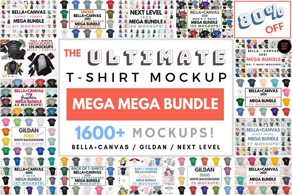 T Shirt Design Mockup Png