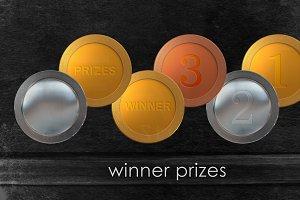 winner prizes of Champion concept