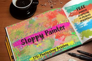 Sloppy Painter Kit