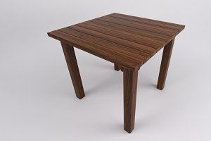 Rustic Table 01