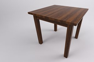 Rustic Table 02