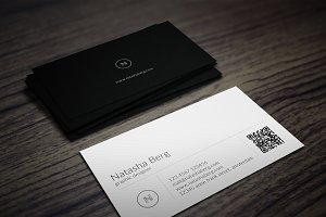Minimal Business Card Vol. 01