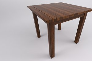 Rustic Table 03