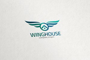 Wing House - Property Realty Logo