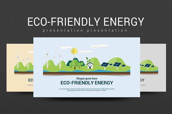Eco-Friendly Energy