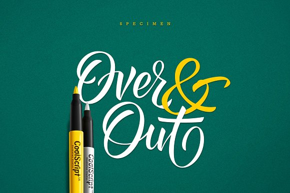 XXII Cool Script in Cool Fonts - product preview 4