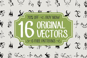 Tribal Vector Pack + Free Bonus