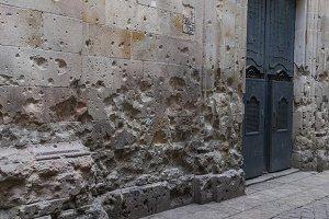 Square Sant Felip Neri (Barcelona