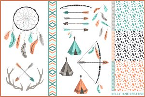 DreamCatcher, Antlers, & Arrows